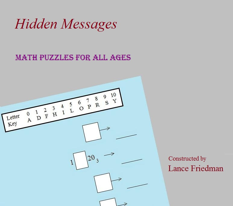 hidden message cover