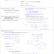polynomial notes