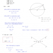 geometry angle exercises 2 solutions