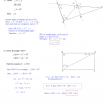 geometry angle exercises solutions