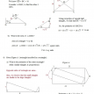 geometry review test 2 c solutions