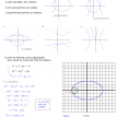 conics questions solutions