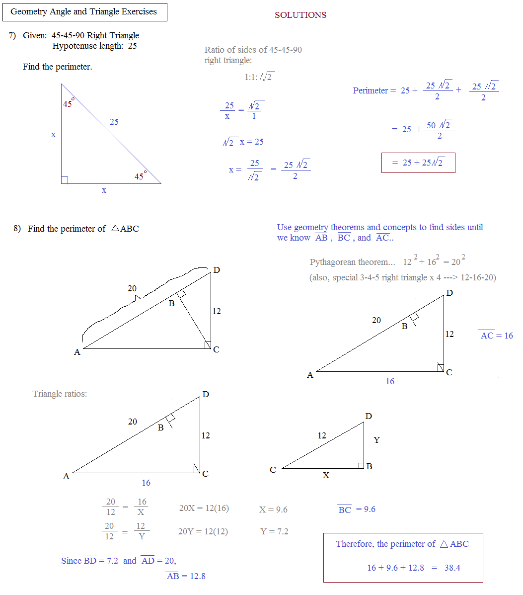 Math printables 5th grade