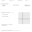 algebra II review practice 3