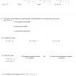 algebra II review practice 4