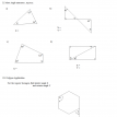 angles and triangles exercise 2