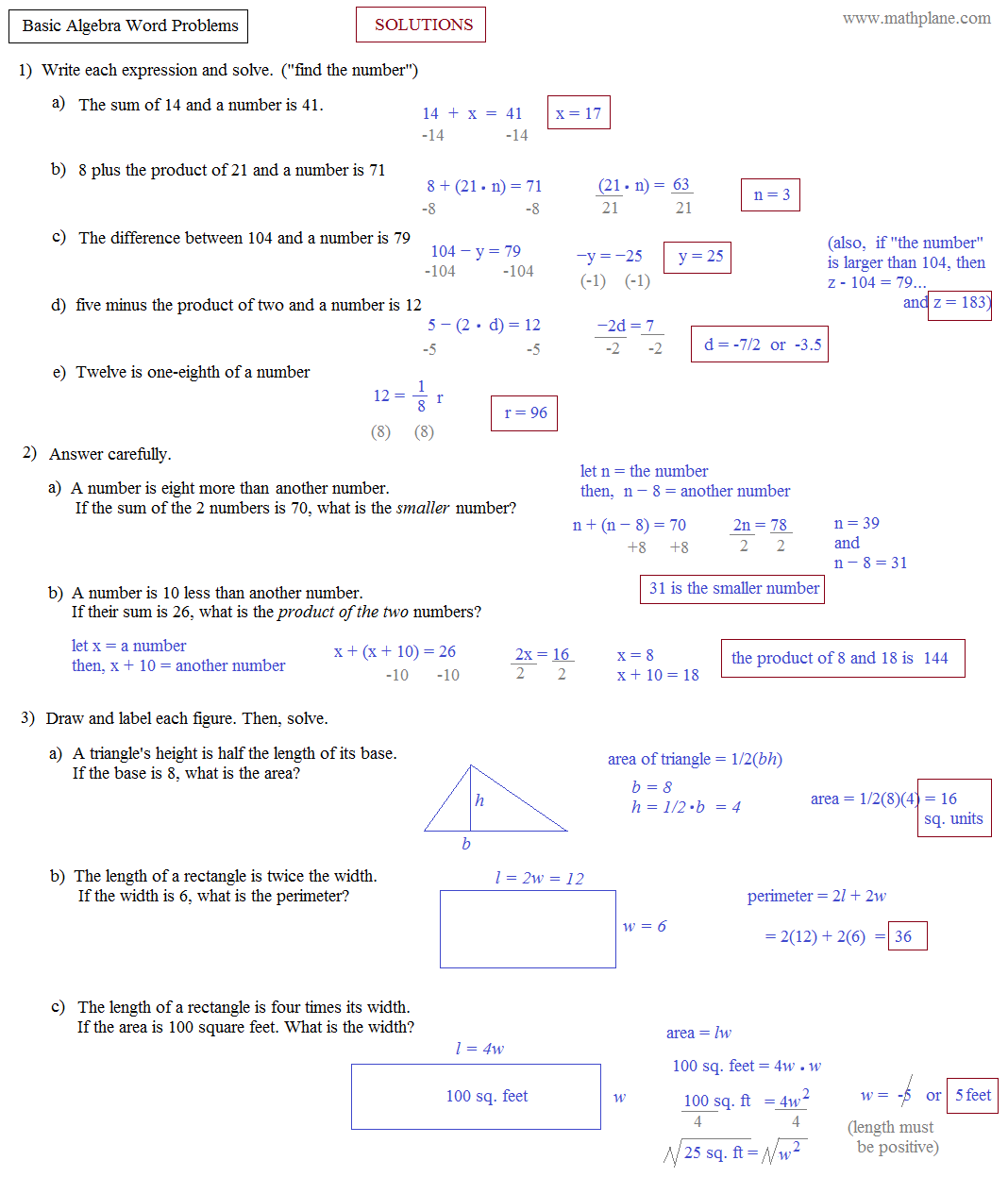 practice algebra problems answers how to develop english practice algebra problems answers