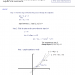 calculus review question mean value theorem