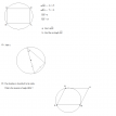 circles and inscribed figures quiz 5