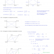 coordinate geometry advanced quiz proofs answers