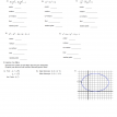 ellipse practice quiz