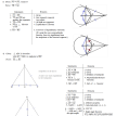 equidistance theorem practice exercises 2 solutions