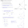 altitude hypotenuse word problem