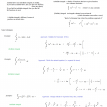 antiderivatives and integrals definitions