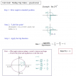 finding exact trig value on unit circle 3 quadrantals