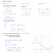 calculus ln and e test 6 solutions