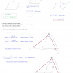 law of cosines and sines advanced questions answers