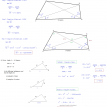 law of cosines and sines advanced questions 2 answers