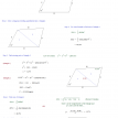 law of sines cosines quadrilateral example