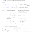 law of cosines notes and examples