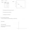 linear models - equation chart graph