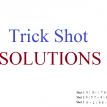 math billiards trick shots solutions