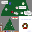 math comic 303 ornaments