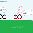math comic 309 endless love