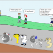 math comic 313 pi day parade