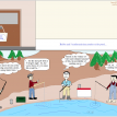 math comic 326 gone fishing