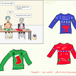 math comic 368 ugly sweaters