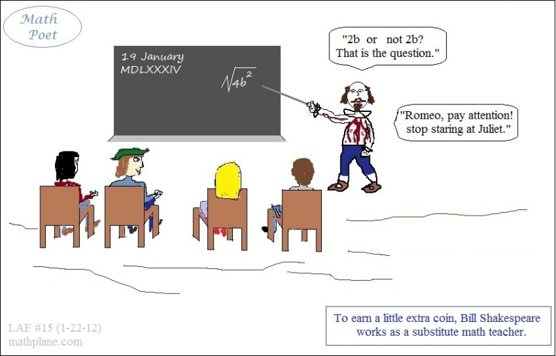 math comic 15 2b or not 2b