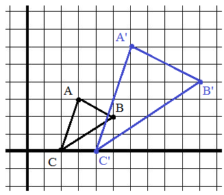 matrix coordinate geometry III
