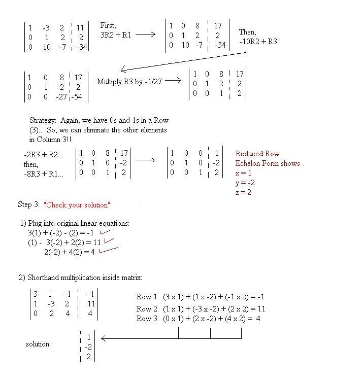Algebra 2 Matrices Worksheets – Matrix Worksheets