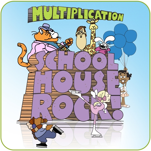 multiplication schoolhouse rock emblem