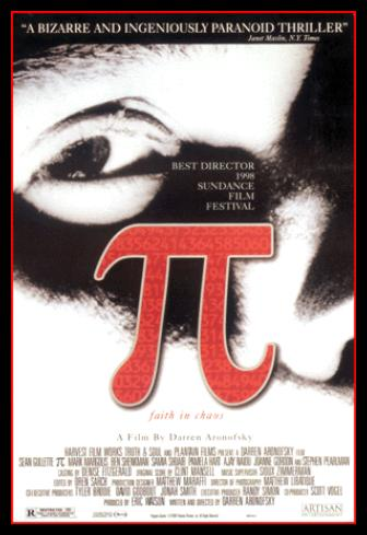 pi movie poster