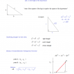 pythagorean theorem notes and examples
