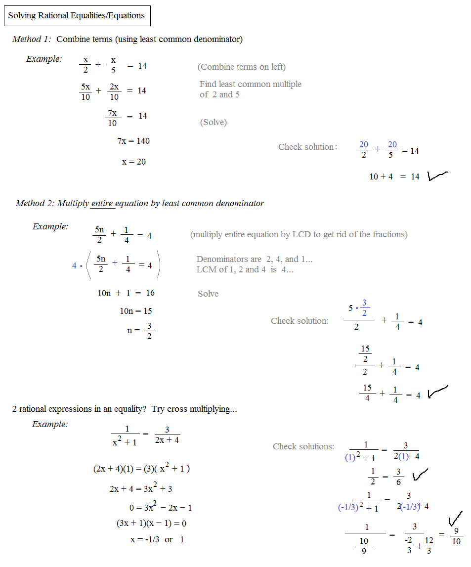 Printables Rational Equations Worksheets solve rational equations word problems best custom written essays from 10 per page