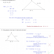 triangle characteristics restrictions