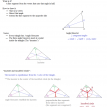triangle parts angle bisector