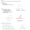 triangle parts perpendicular bisector