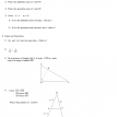 triangles proportions geometric mean exercise