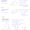 trigonometry law of sines and cosines quiz solutions