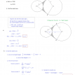 trig review 1 tangent circles and area