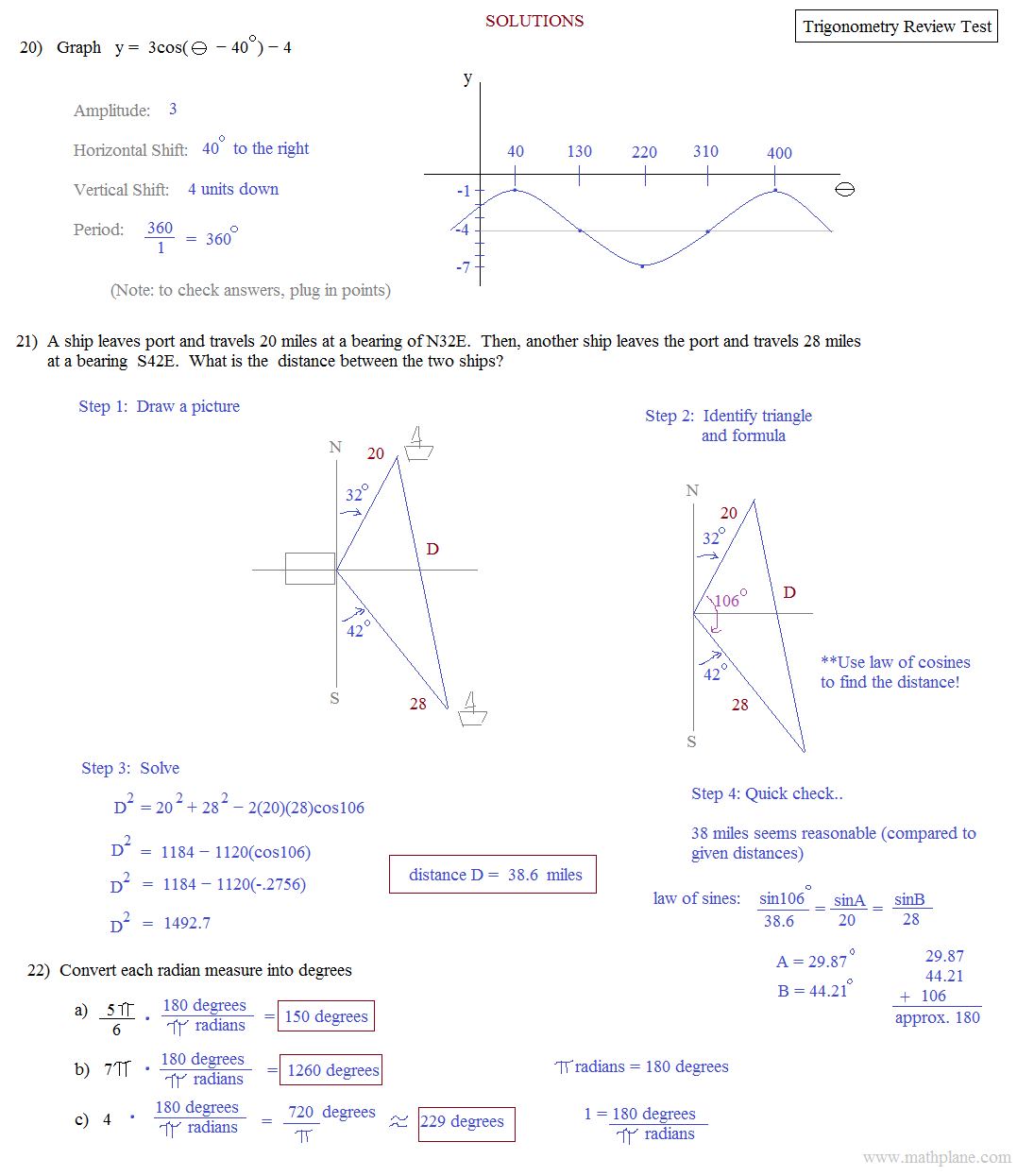 math word problems algebra