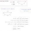 deriving angle vector theorem