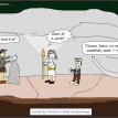 web cartoon 135 raiders of the lost arc - math archaeology