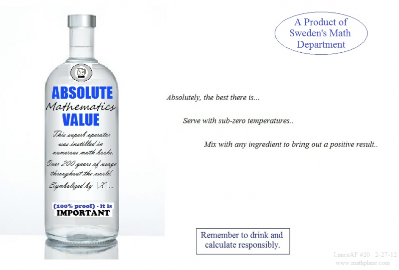 webcomic 20 absolut value