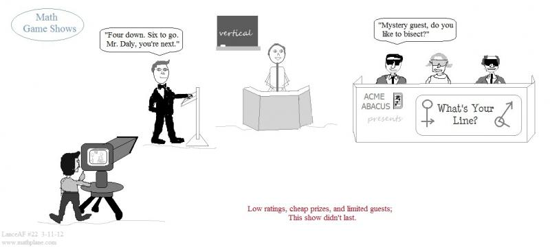 webcomic 22 math game show