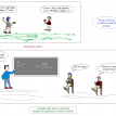 webcomic 26 math and baseball abstract